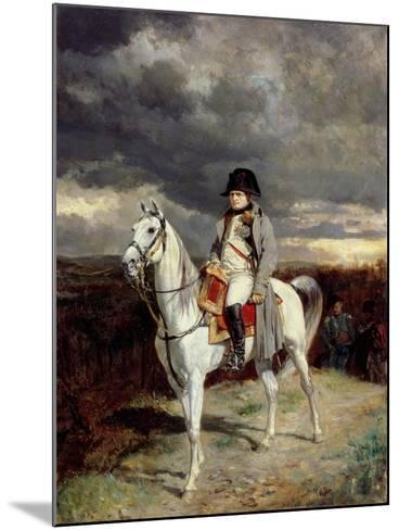 1814, 1862-Jean-Louis Ernest Meissonier-Mounted Giclee Print