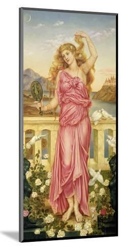 Helen of Troy, 1898-Evelyn De Morgan-Mounted Giclee Print