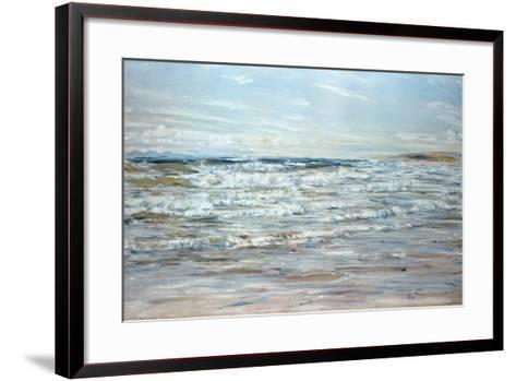 And All the Choral Waters Sang-William McTaggart-Framed Art Print