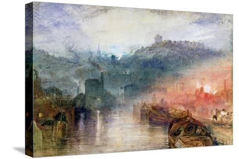 Dudley, Worcester-J^ M^ W^ Turner-Stretched Canvas Print