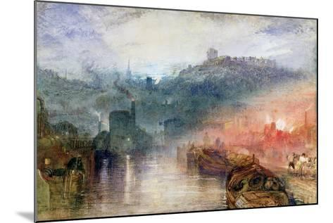 Dudley, Worcester-J^ M^ W^ Turner-Mounted Giclee Print
