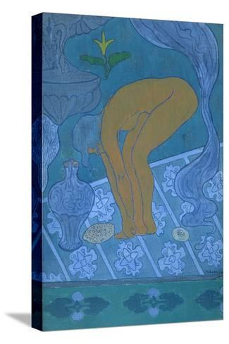 Lustral, 1891-Paul Ranson-Stretched Canvas Print