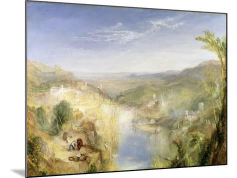 Modern Italy - the Pifferari, 1838-J^ M^ W^ Turner-Mounted Giclee Print