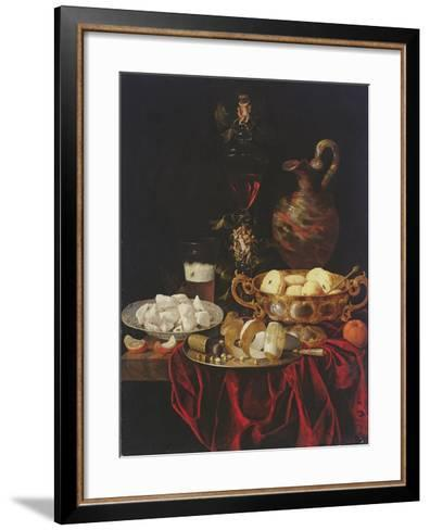 Still Life-Johann Georg Hinz-Framed Art Print