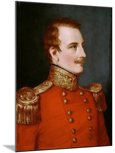 Major Henry Walter Bellew (1802-1842) C.1841--Mounted Giclee Print