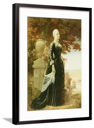 The Artists Wife-Robert Bateman-Framed Art Print