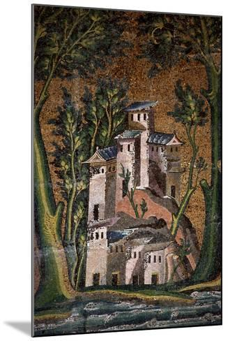 Representation of a Palace--Mounted Giclee Print