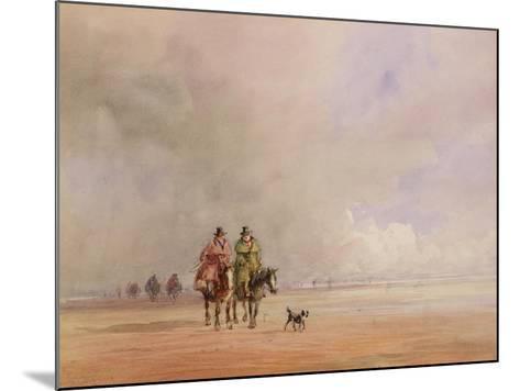Ulverston-David Cox-Mounted Giclee Print