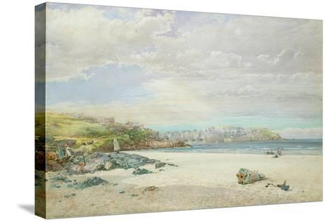 Cornwall-George Wolfe-Stretched Canvas Print