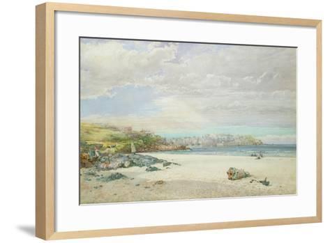 Cornwall-George Wolfe-Framed Art Print