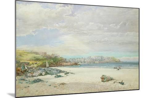 Cornwall-George Wolfe-Mounted Giclee Print