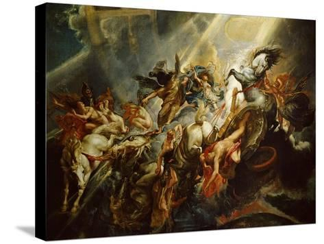 The Fall of Phaeton C.1604-08-Peter Paul Rubens-Stretched Canvas Print