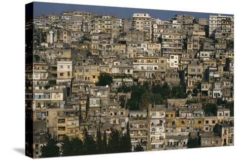 General View of Tripoli--Stretched Canvas Print