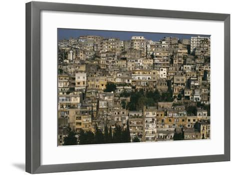 General View of Tripoli--Framed Art Print