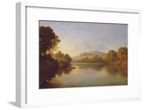 Great Barr, Staffordshire-John Glover-Framed Art Print