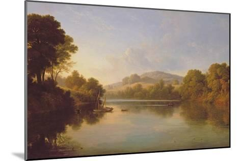 Great Barr, Staffordshire-John Glover-Mounted Giclee Print