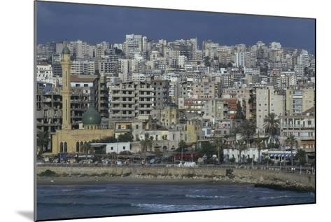 View of the City--Mounted Photographic Print