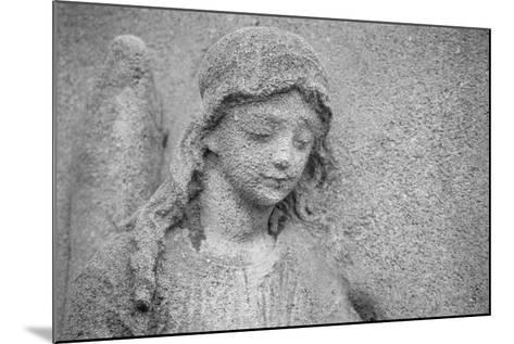 Head of an Angel-French School-Mounted Photographic Print