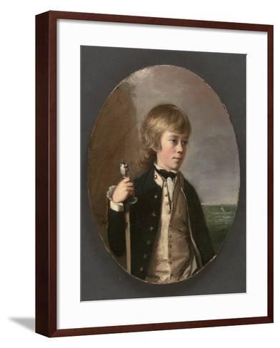 Portrait of Sir Henry William Bayntun, 1780-Thomas Hickey-Framed Art Print