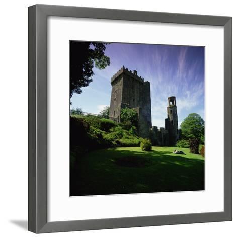 Blarney Castle, Near Cork--Framed Art Print