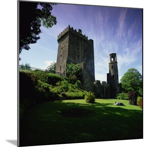 Blarney Castle, Near Cork--Mounted Photographic Print