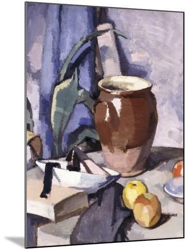 The Brown Crock-Samuel John Peploe-Mounted Giclee Print