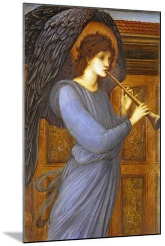 The Angel-Edward Burne-Jones-Mounted Giclee Print