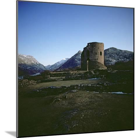 Dolbadarn Castle--Mounted Photographic Print