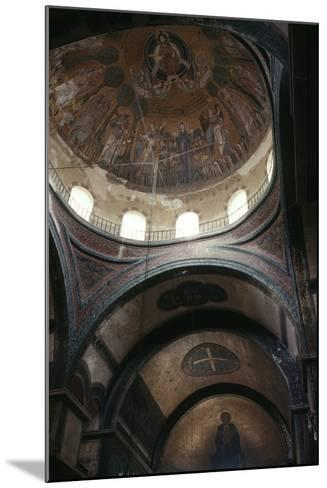 Dome and Apse, Church of Hagia Sophia--Mounted Photographic Print