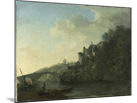 Lismore Castle from the West-William Ashford-Mounted Giclee Print
