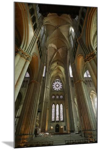 View of the South Transept--Mounted Photographic Print