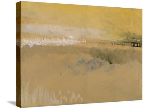 Margate-J^ M^ W^ Turner-Stretched Canvas Print