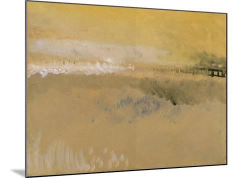 Margate-J^ M^ W^ Turner-Mounted Giclee Print
