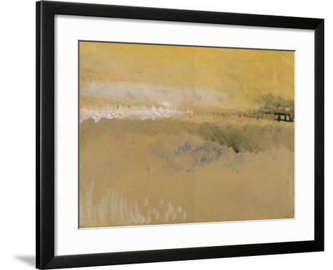 Margate-J^ M^ W^ Turner-Framed Art Print
