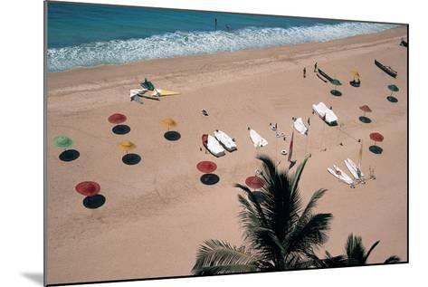 Beach, Bogmalo--Mounted Photographic Print