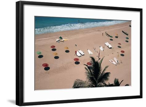 Beach, Bogmalo--Framed Art Print
