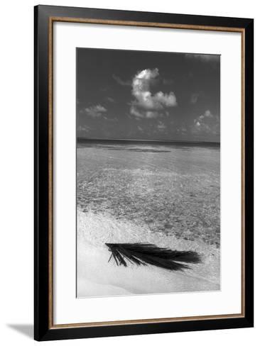 Sea View--Framed Art Print