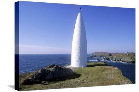 Baltimore Beacon--Stretched Canvas Print