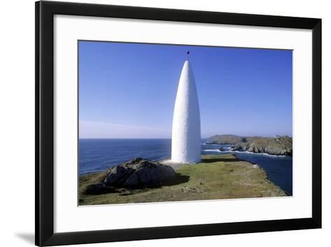 Baltimore Beacon--Framed Art Print
