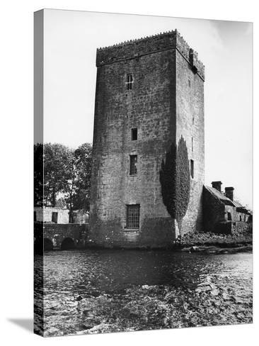 Thoor Ballylee--Stretched Canvas Print
