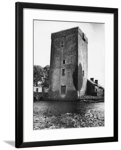 Thoor Ballylee--Framed Art Print