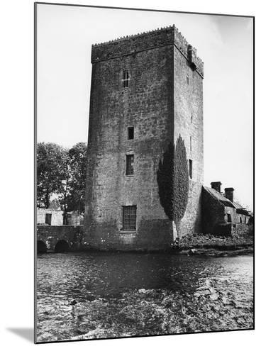 Thoor Ballylee--Mounted Photographic Print