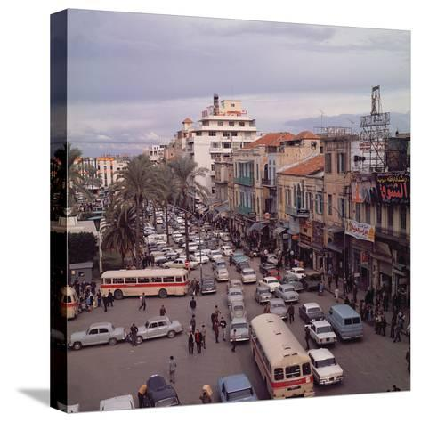 Beirut in 1971--Stretched Canvas Print