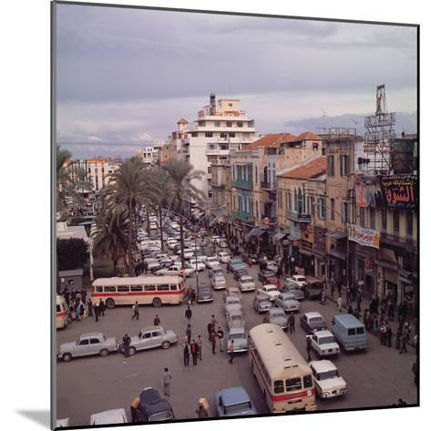 Beirut in 1971--Mounted Photographic Print
