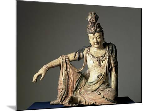 Water-And-Moon (Shuiyue) Guanyin, Xixia or Jin Dynasty, 12th or Early 13th Century--Mounted Giclee Print