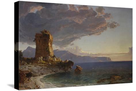 The Isle of Capri, 1893-Jasper Francis Cropsey-Stretched Canvas Print