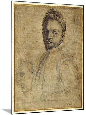 Giovanni Gabrielli, 'Il Sivello'-Agostino Carracci-Mounted Giclee Print