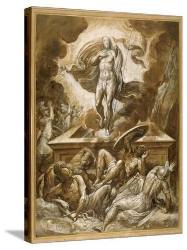 The Resurrection of Christ-Marco dell'Angolo del Moro-Stretched Canvas Print