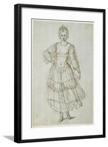 A Daughter of the Morn, C.1611-Inigo Jones-Framed Art Print