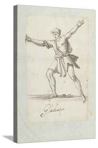 Gladiator-Inigo Jones-Stretched Canvas Print